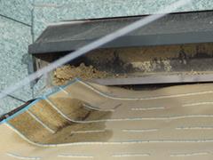 事例4. 下葺材の老朽化でも