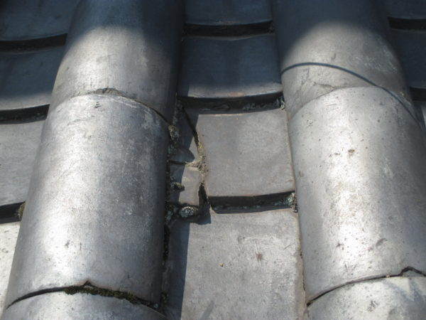 瓦 修理 雨漏り修理 岡山