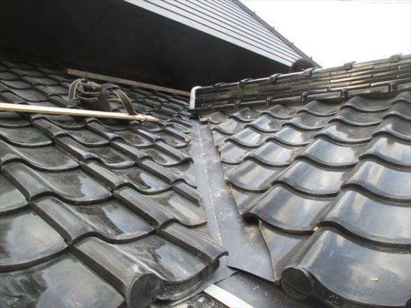 岡山県吉備中央町 屋根工事 雨漏り修理 完成