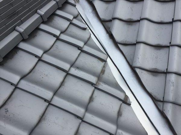岡山県玉野市 雨漏り修理 瓦修理完成
