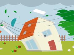屋根修理に火災保険が使えることはご存じですか?
