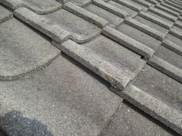 岡山市南区 屋根工事 雨漏り修理 雨漏り点検 瓦浮き