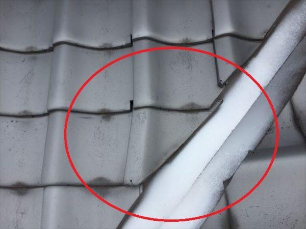 岡山県玉野市 雨漏り点検 雨漏り修理