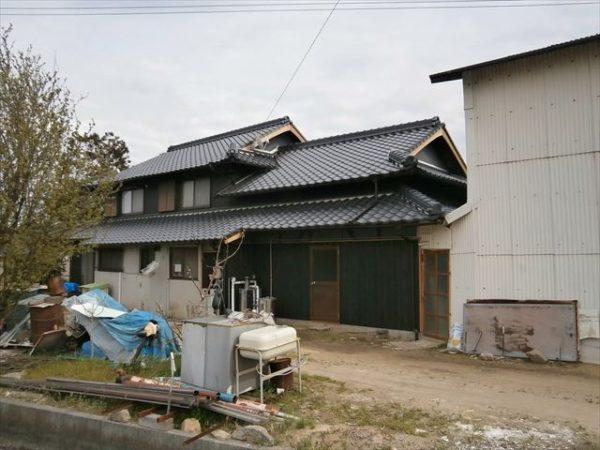 屋根瓦葺き替え工事 施工後