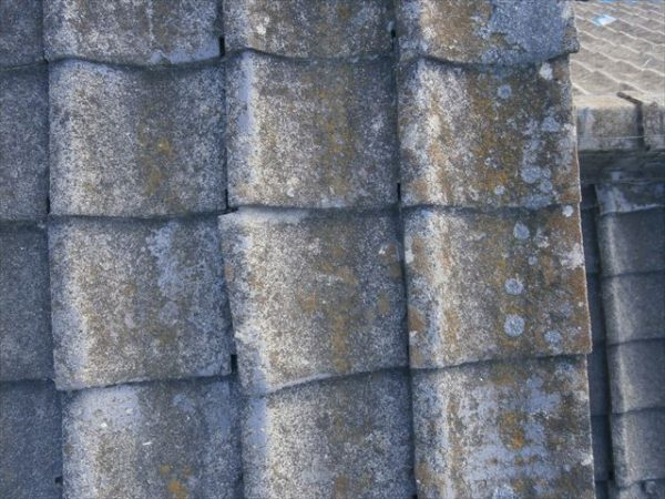 屋根工事 雨漏り修理 地瓦ズレ