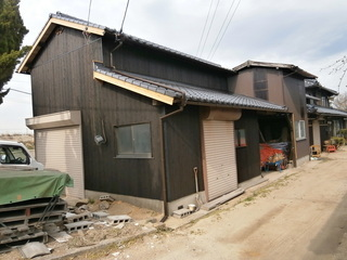 K様邸(岡山市南区)納屋