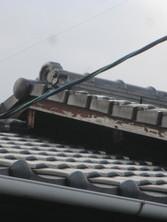 屋根リフォーム 雨どい修理 岡山市南区 O様邸