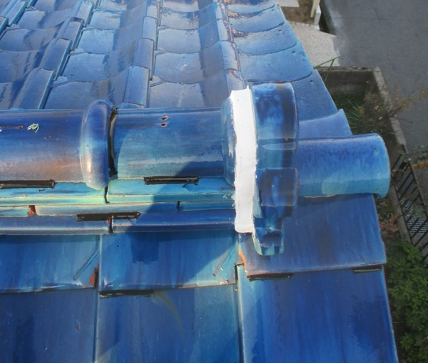 瓦修理 雨漏り修理 岡山市北区 N様邸
